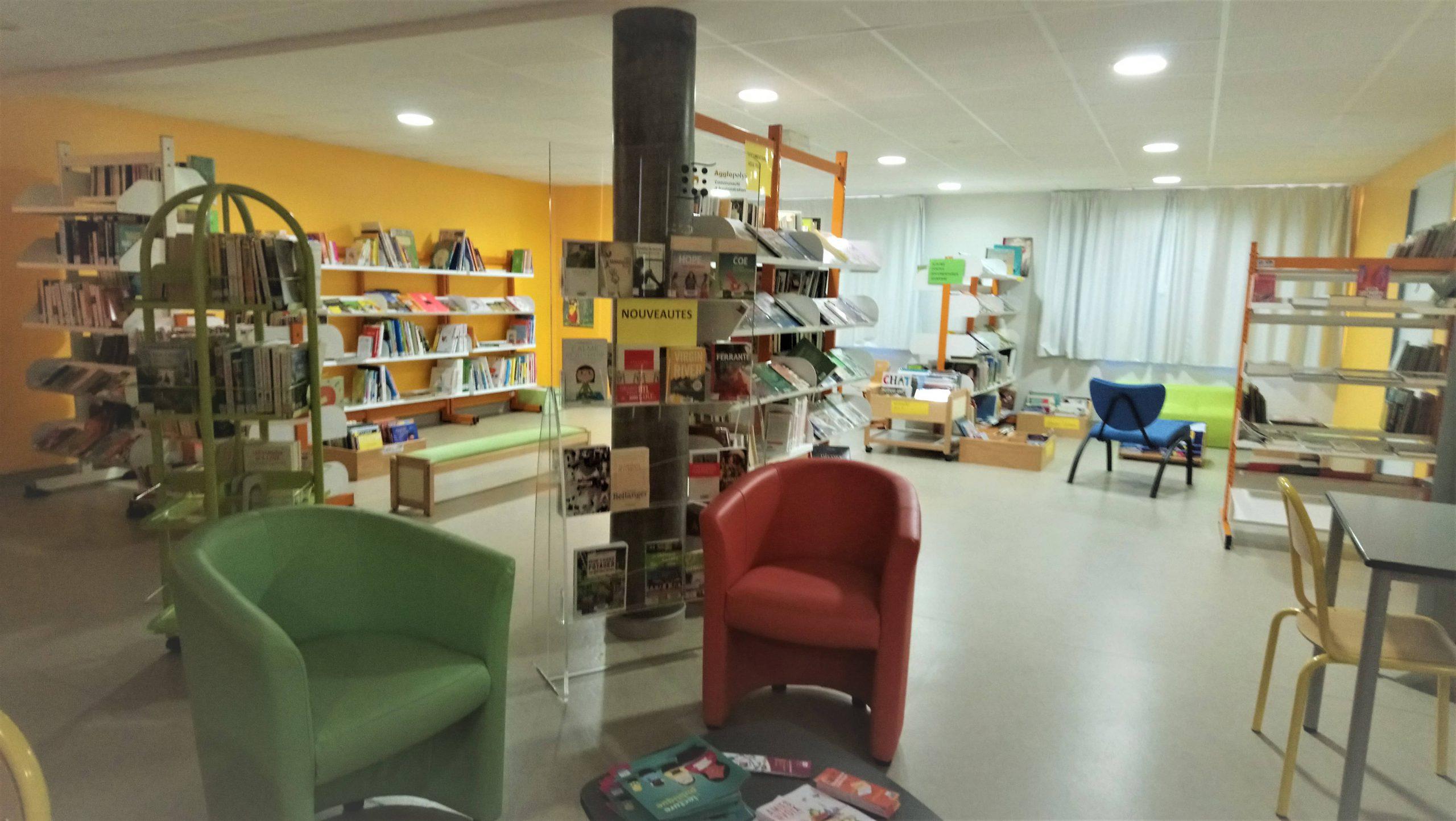 Bibliothèque de Landes-le-Gaulois