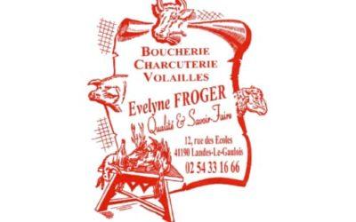 Evelyne FROGER