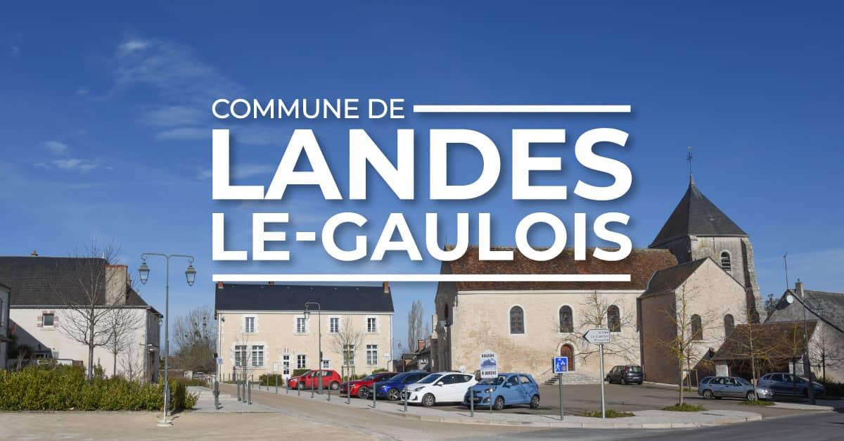 Commune de Landes-le-Gaulois