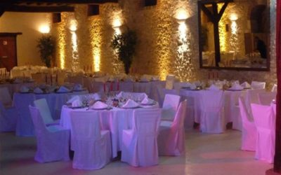 Grange de la Cueillas (Salle de réception)